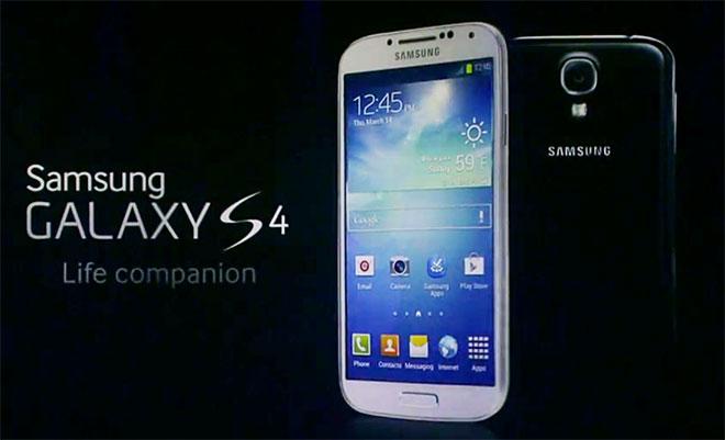 Samsung Galaxy S4 alcanzará los 10 millones de unidades vendidas en un mes