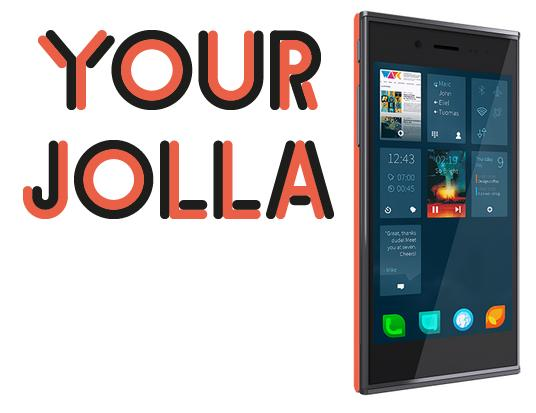 Jolla smartpnone Sailfish
