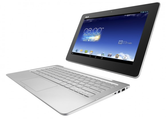 ASUS Transformer Book Trio, nuevo concepto de tablet-ultrabook