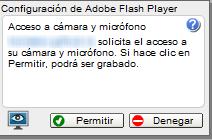 Si usas Chrome, precaución con las ventanas Flash Player