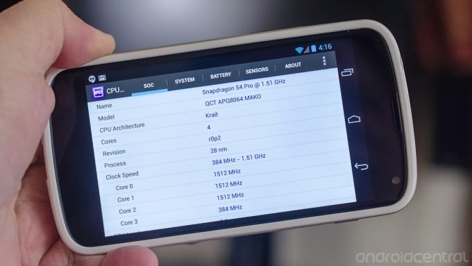 CPU-Z da el salto de la arquitectura del PC a los terminales Android
