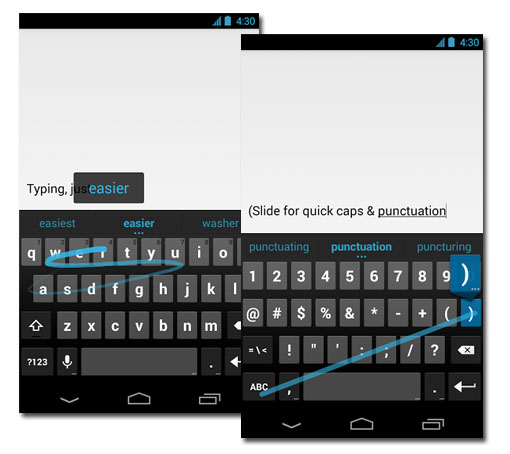 Google lanza su propio teclado para Android