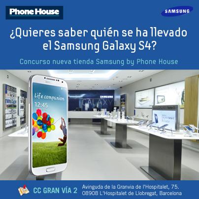 Ya hay ganador del #ConcursoGalaxyS4 en la nueva tienda Samsung by PH