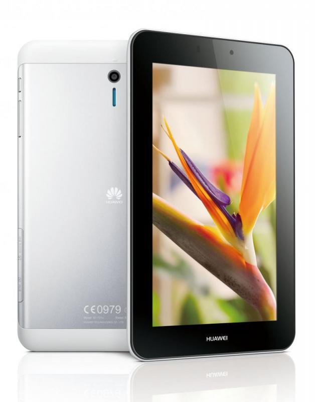 Huawei MediaPad 7 Youth, una tablet de gran conectividad que podrá usarse como teléfono