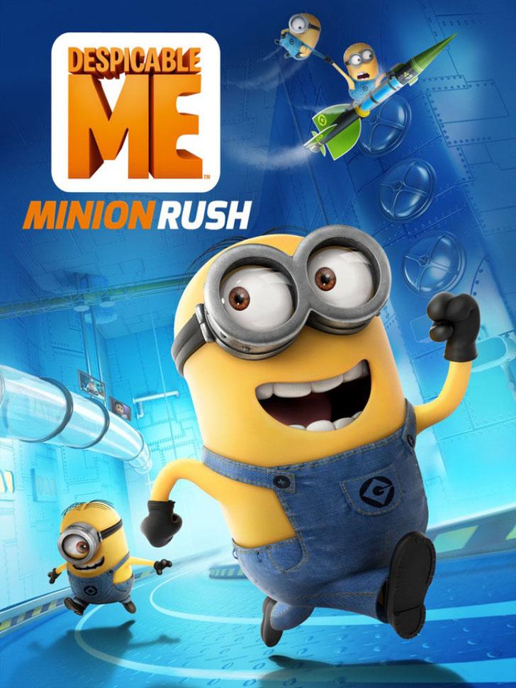 Probamos Minion Rush, un juego de película
