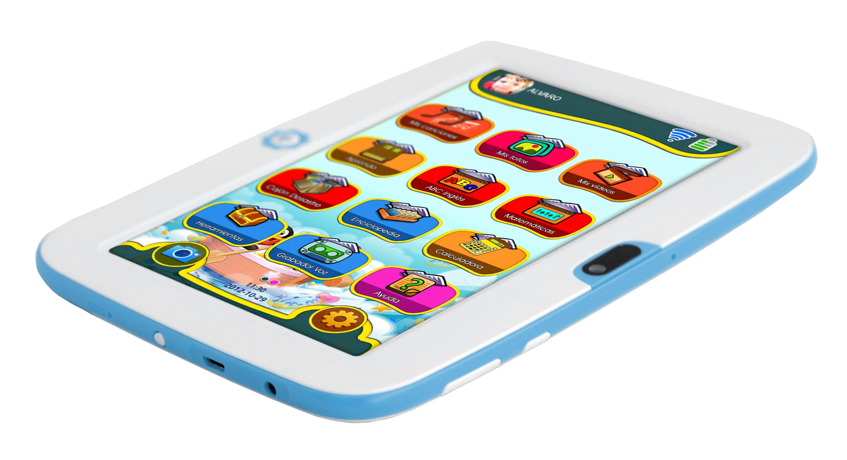 Infantiles, preadolescentes, adolescentes… ¿cuál es el mejor tablet para su vuelta al cole?