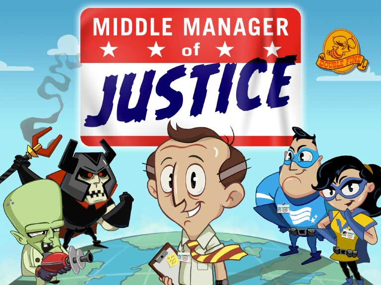 Probamos Middle Manager of Justice