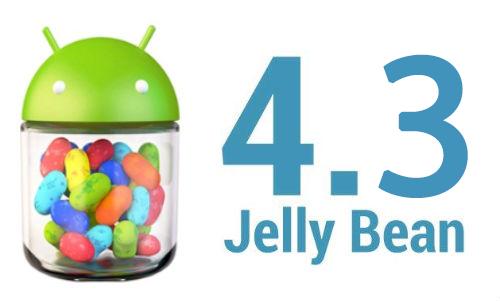 Android 4.3 ya no solo en los Nexus