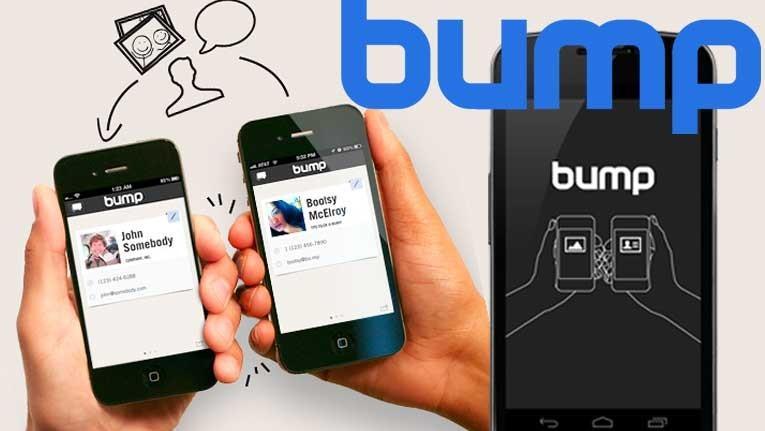 Google compra la app Bump