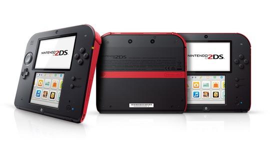 2DS el cambio de aires en Nintendo