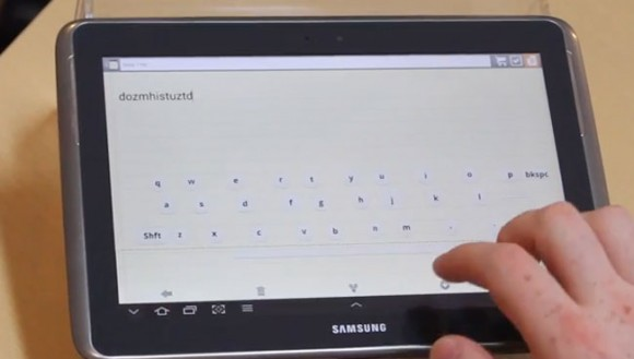 Dryft, el teclado que nos ayudará a escribir más rápido