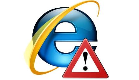 Microsoft informa de una grave vulnerabilidad en Internet Explorer