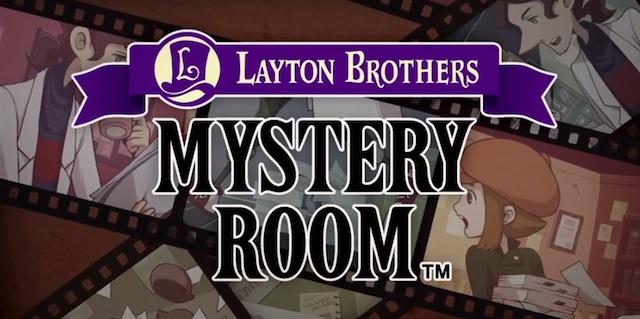 Probamos 'Layton Brothers Mystery Room', el spin-off del juego del profesor Layton