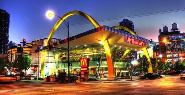 McDonald's trabaja en una aplicación para sus restaurantes