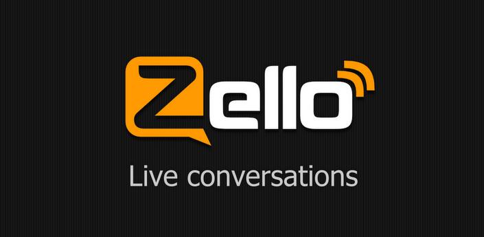 Convierte tu smartphone en walkie talkie con Zello