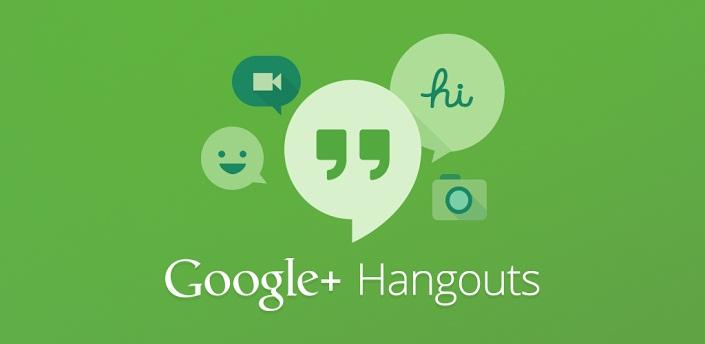 Hangouts se actualiza con muchas novedades