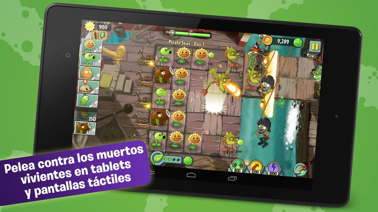 'Plantas Vs Zombies 2' llega a Android