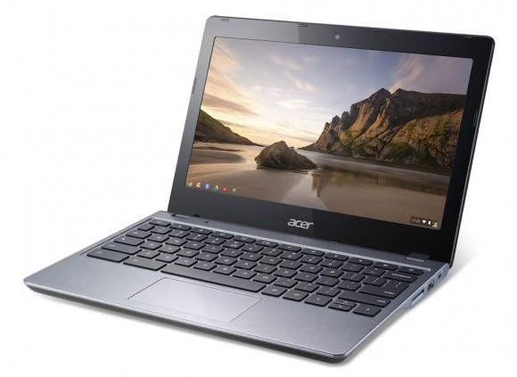 Acer Chromebook C270, rápido no, rapidísimo