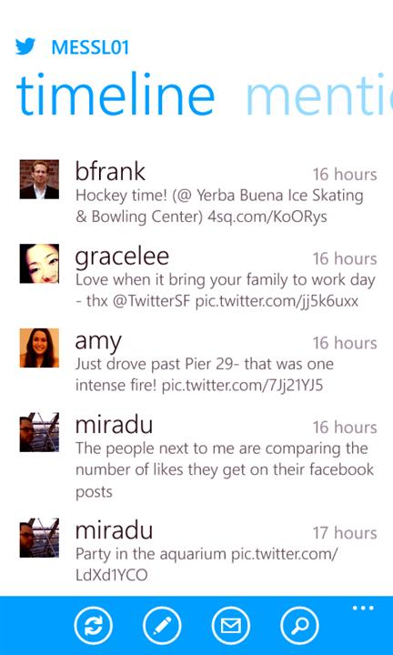Un fallo de Twitter provocaba un excesivo consumo de datos