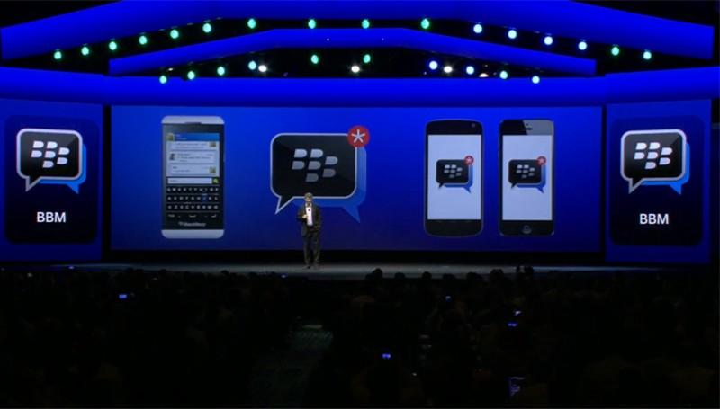BBM ahora sí en Android e iOS