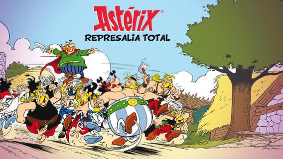 Asterix represalia total, la competencia de Plant vs zombies