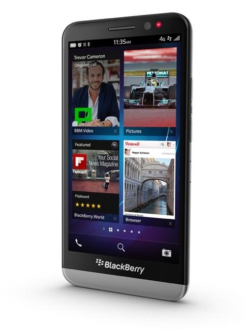 Blackberry sigue sacando terminales al mercado