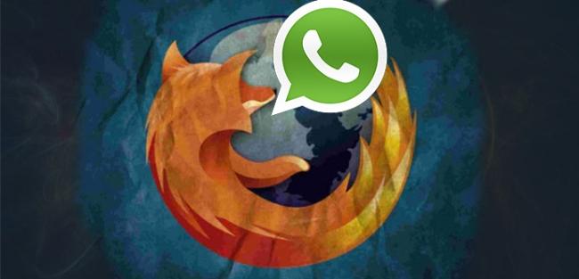Whatsapp también llegará a Firefox OS