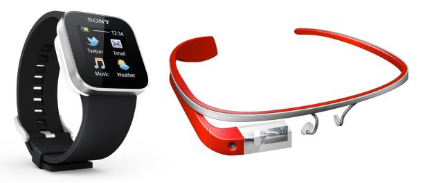 Los consumidores prefieren los relojes inteligentes a las gafas
