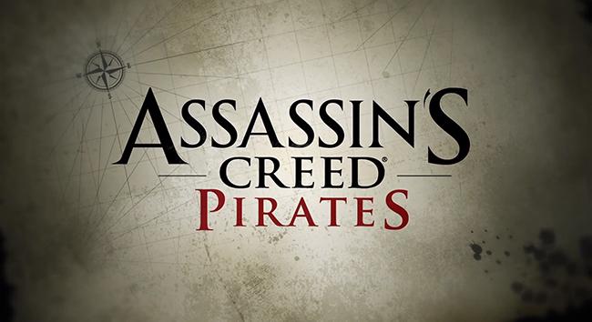 """""""Assassins Creed: Pirates"""" llegará en diciembre a iOS y Android"""