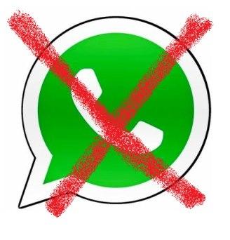 Nueva caída de Whatsapp