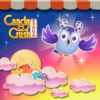 Dreamworld, el nuevo mundo de Candy Crush