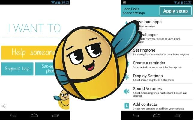 Zikk, modifica ajustes de otros Android de forma remota