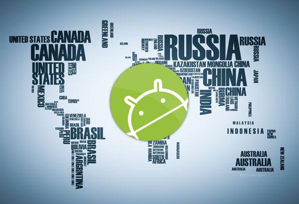 Android, líder en smartphones vendidos en el último trimestre de 2013