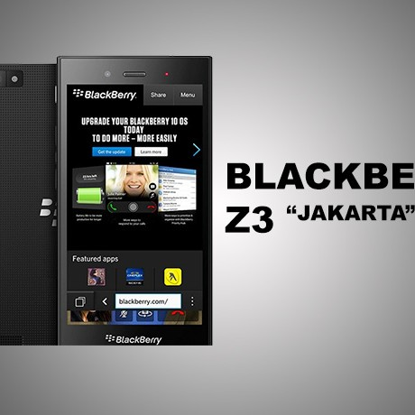 MWC14: Lo nuevo de Blackberry se llama Z3 y Q20