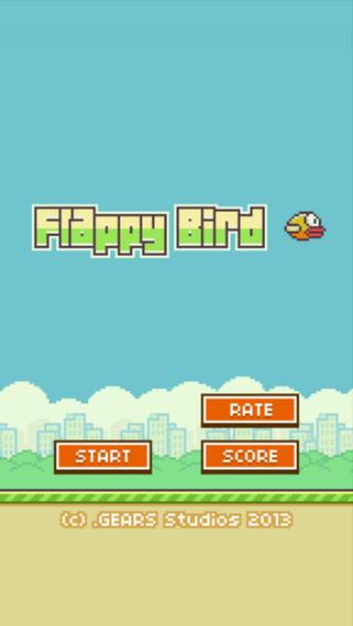 Flappy Bird, lo sencillo gusta