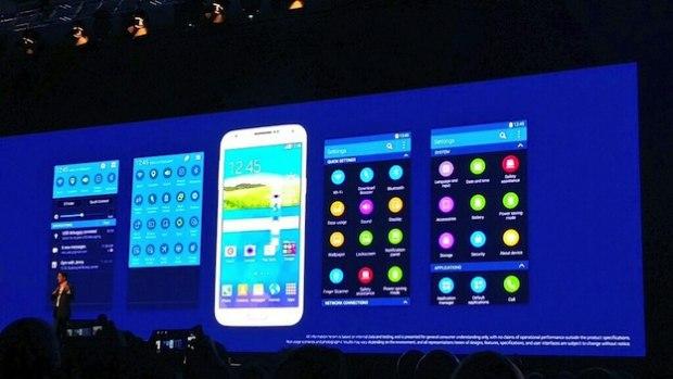 El MWC 2014 da la bienvenida al nuevo Galaxy S5 de Samsung