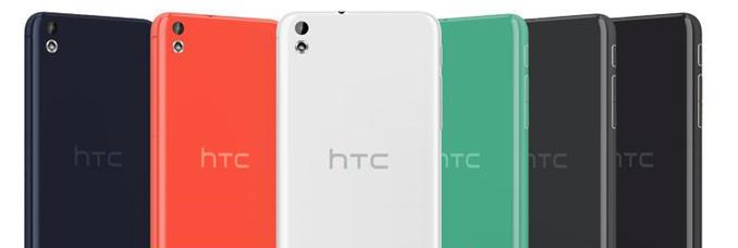 MWC14: HTC sigue ampliando su gama media con el Desire 816 y el Desire 610