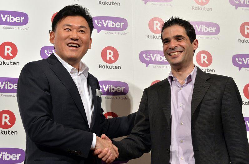 Rakuten compra Viber por 658 millones de euros