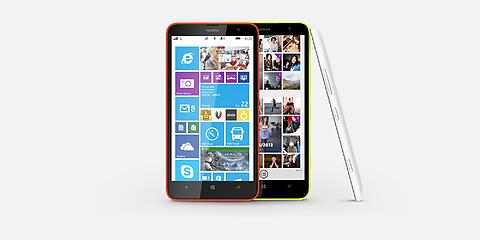 Nokia Lumia 1320, descúbrelo con esta guía