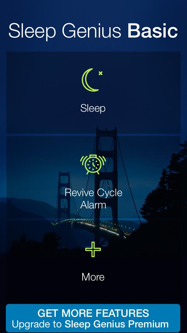 Sleep Genius, todos a descansar con esta app