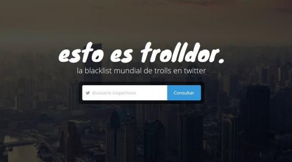 Trolldor: Nace la primera lista negra de 'trolls' en Twitter