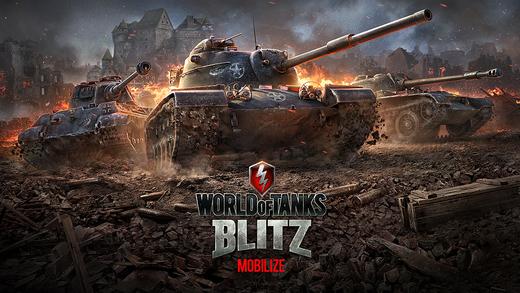 World of tanks, solo para iOS