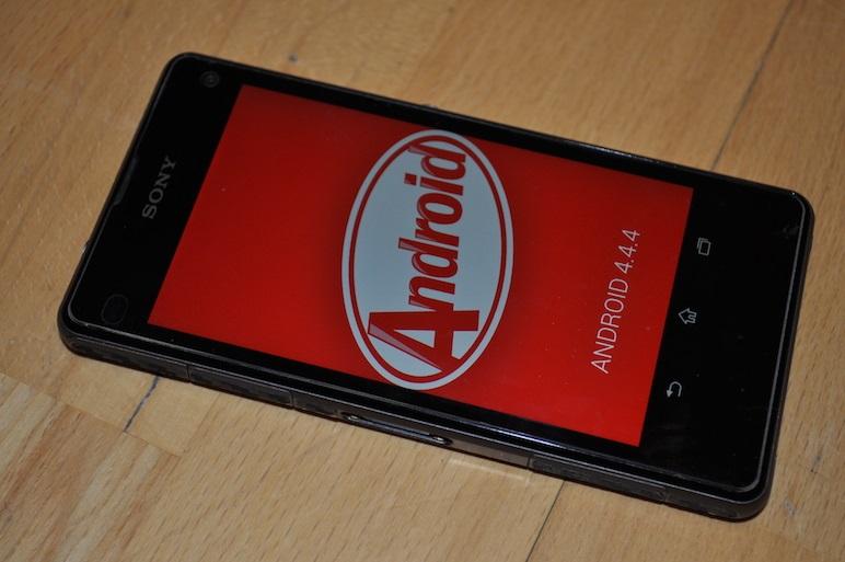 Sony Xperia Z1 de Vodafone se actualiza a la versión 4.4.4 de Android