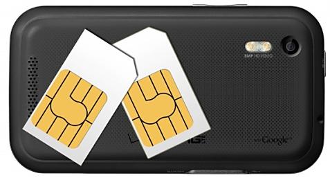 5 razones para comprarse un smartphone con Dual SIM