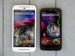 Comparativa: Motorola Moto G (2014) VS Moto G (2013)