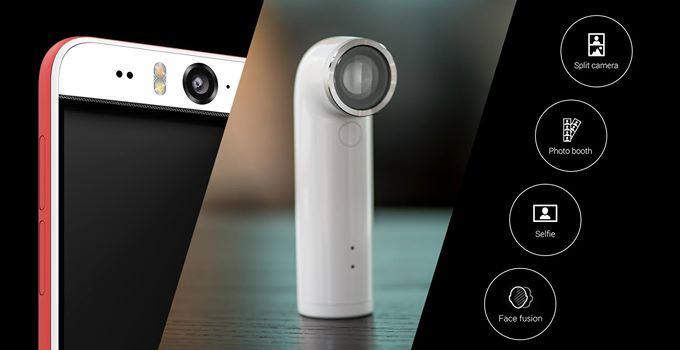 Presentación HTC: nuevo smartphone, nueva cámara y nuevas experiencias