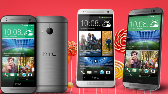 HTC confirma sus dispositivos con Android 5.0 Lollipop