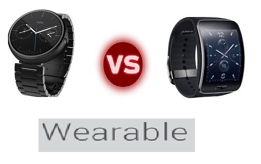 Comparamos los 2 nuevos relojes inteligentes: Motorola Moto 360 Vs Samsung Gear S