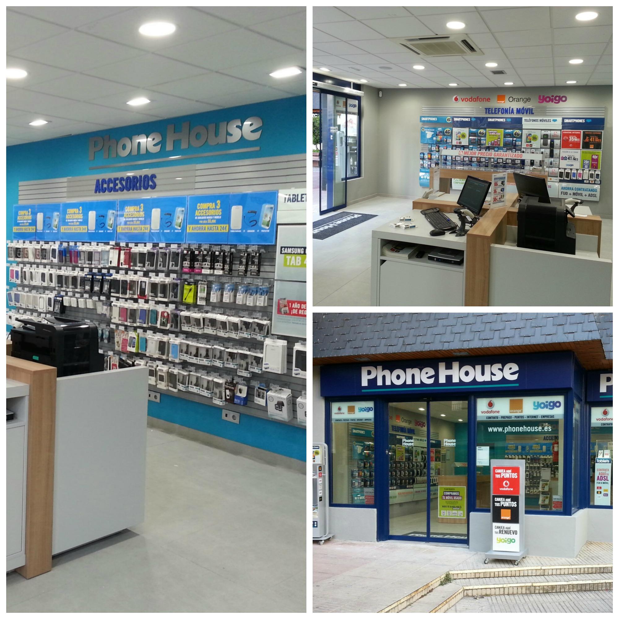 Las tiendas Phone House consumen un 25% menos de energía