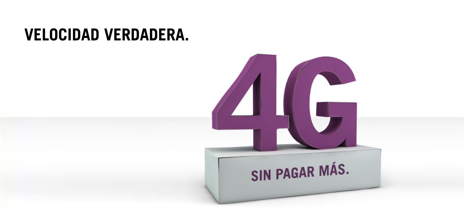 Los Clientes de Yoigo ya cuentan con servicio 4G en el extranjero